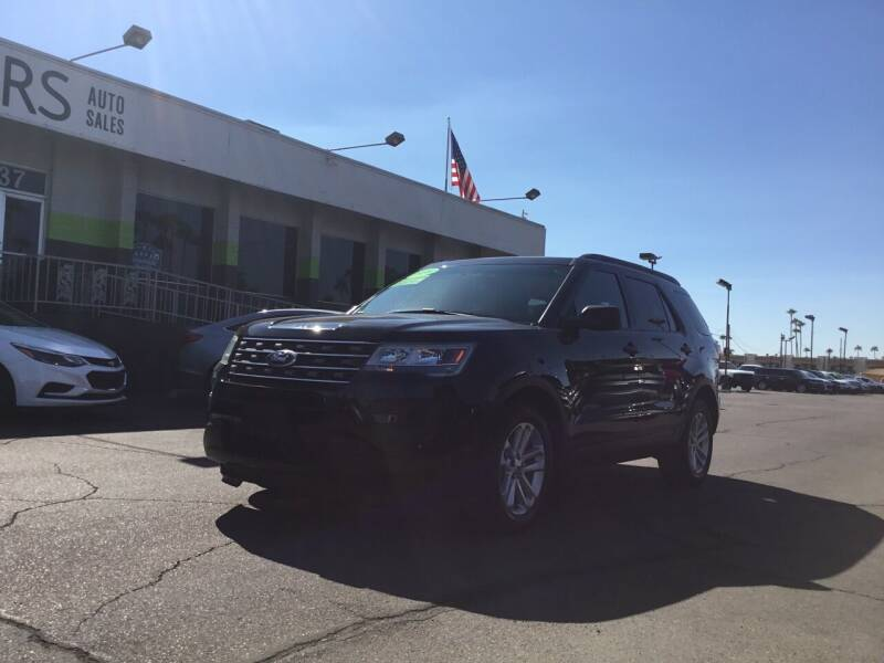 2016 Ford Explorer for sale at Ideal Cars Broadway in Mesa AZ
