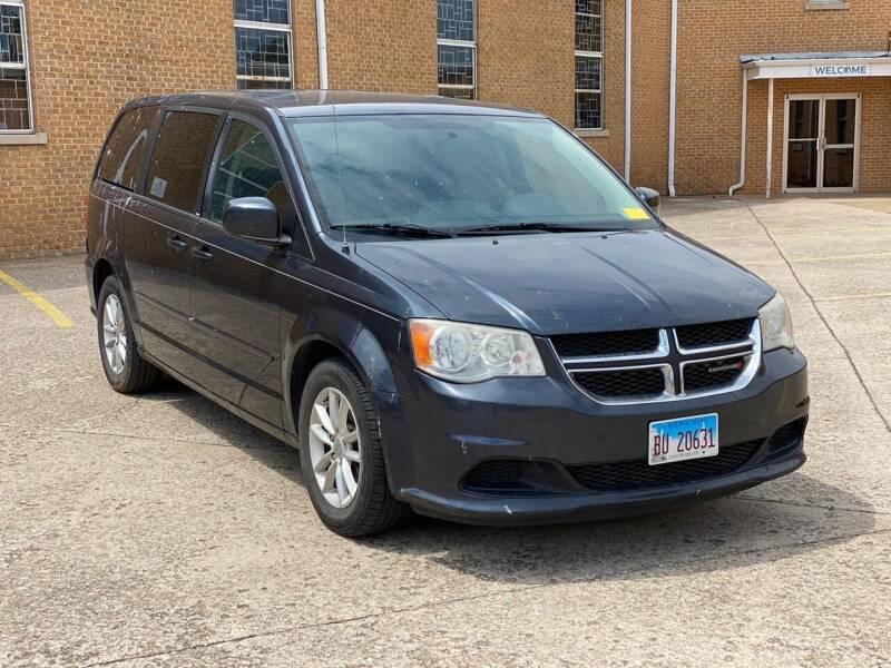 2013 Dodge Grand Caravan for sale at Auto Start in Oklahoma City OK