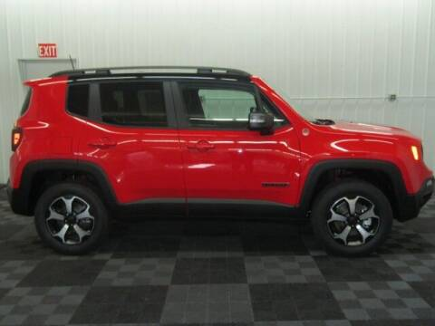 2021 Jeep Renegade for sale at Michigan Credit Kings in South Haven MI