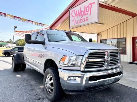 2013 RAM Ram Pickup 3500 for sale at Sandlot Autos in Tyler TX
