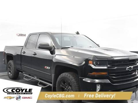 2016 Chevrolet Silverado 1500 for sale at COYLE GM - COYLE NISSAN - New Inventory in Clarksville IN