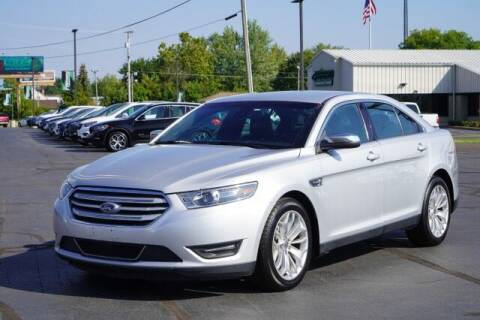 2019 Ford Taurus for sale at Preferred Auto Fort Wayne in Fort Wayne IN