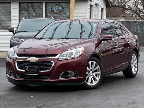 2016 Chevrolet Malibu Limited for sale at Kugman Motors in Saint Louis MO