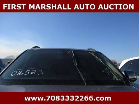 2008 Mitsubishi Endeavor for sale at First Marshall Auto Auction in Harvey IL