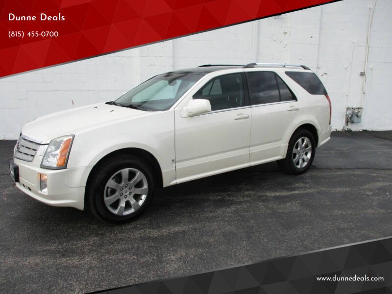2008 Cadillac SRX for sale at Dunne Deals in Crystal Lake IL