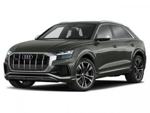 2020 Audi SQ8 for sale at DeluxeNJ.com in Linden NJ
