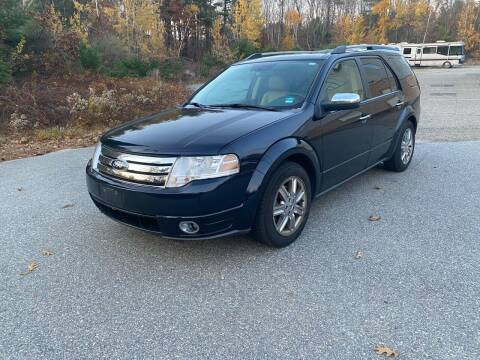 2008 Ford Taurus X for sale at Cars R Us Of Kingston in Kingston NH