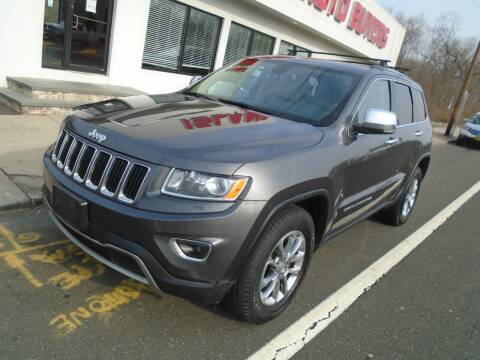 2015 Jeep Grand Cherokee for sale at Island Auto Buyers in West Babylon NY