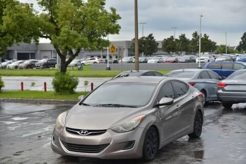 2011 Hyundai Elantra for sale at Motor Car Concepts II - Colonial Location in Orlando FL