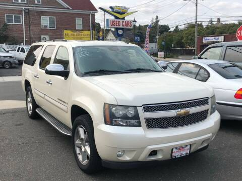2008 Chevrolet Suburban for sale at Bel Air Auto Sales in Milford CT