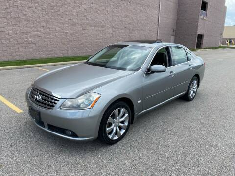 2007 Infiniti M35 for sale at JE Autoworks LLC in Willoughby OH