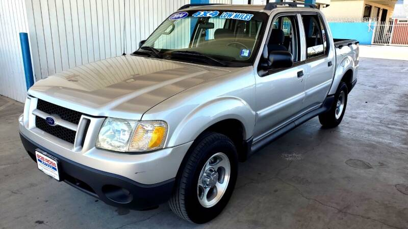 2004 Ford Explorer Sport Trac for sale at Bob Ross Motors in Tucson AZ