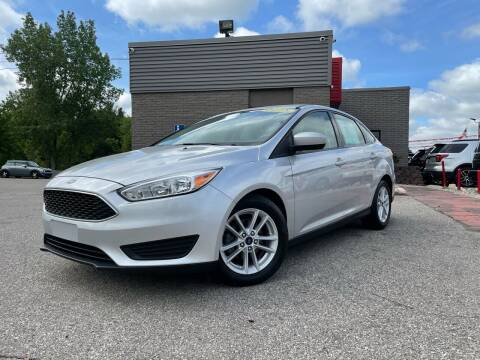 2018 Ford Focus for sale at George's Used Cars - Telegraph in Brownstown MI