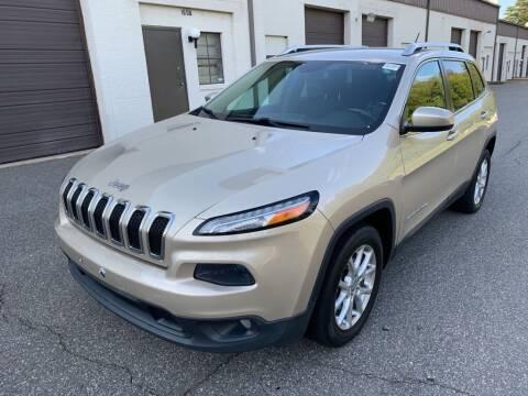 2015 Jeep Cherokee for sale at Auto Land Inc in Fredericksburg VA