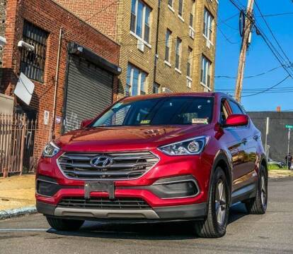 2018 Hyundai Santa Fe Sport for sale at Buy Here Pay Here Auto Sales in Newark NJ