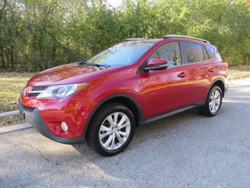 2014 Toyota RAV4 for sale at EZ Motorcars in West Allis WI