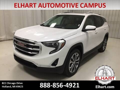 2021 GMC Terrain for sale at Elhart Automotive Campus in Holland MI