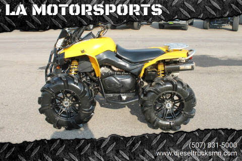 2008 Can-Am Renegade for sale at LA MOTORSPORTS in Windom MN