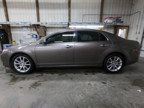 2012 Chevrolet Malibu for sale at Alpha Auto in Toronto SD