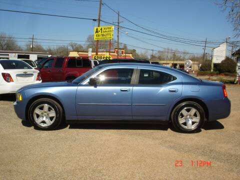 2007 Dodge Charger for sale at A-1 Auto Sales in Conroe TX