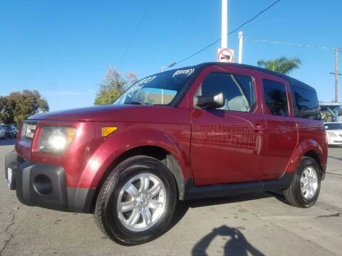 2008 Honda Element for sale at Olympic Motors in Los Angeles CA