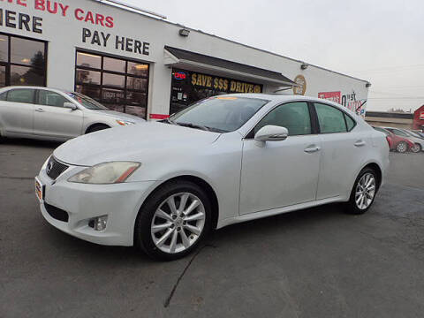 2010 Lexus IS 250 for sale at Tommy's 9th Street Auto Sales in Walla Walla WA