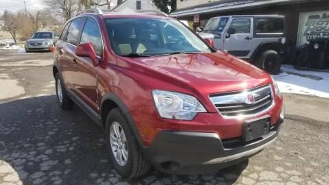 2008 Saturn Vue for sale at Motor House in Alden NY