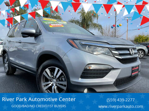2017 Honda Pilot for sale at River Park Automotive Center in Fresno CA