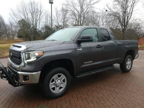 2018 Toyota Tundra for sale at CARS PLUS in Fayetteville TN