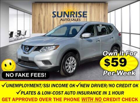 2015 Nissan Rogue for sale at AUTOFYND in Elmont NY