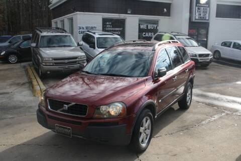 2005 Volvo XC90 for sale at GTI Auto Exchange in Durham NC