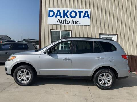 2010 Hyundai Santa Fe for sale at Dakota Auto Inc. in Dakota City NE