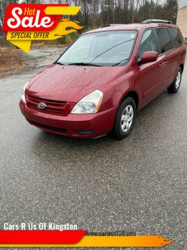 2010 Kia Sedona for sale at Cars R Us Of Kingston in Kingston NH