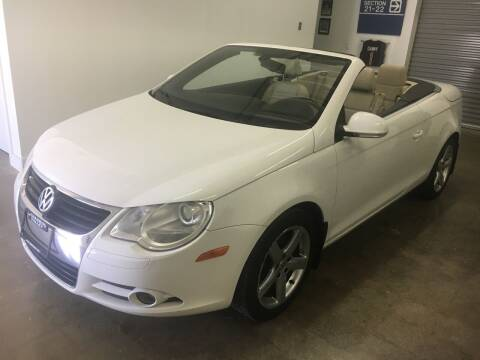 2007 Volkswagen Eos for sale at CHAGRIN VALLEY AUTO BROKERS INC in Cleveland OH