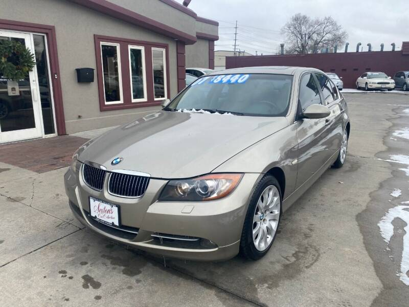 2007 BMW 3 Series for sale at Sexton's Car Collection Inc in Idaho Falls ID