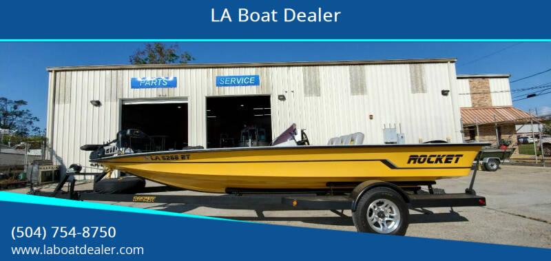 1997 Rocket 20 for sale at LA Boat Dealer - Bass Boats in Metairie LA