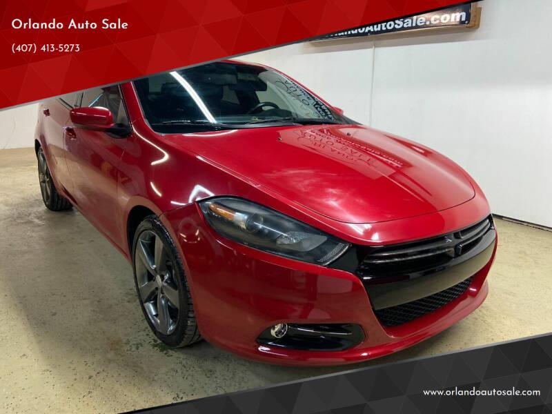 2015 Dodge Dart for sale at Orlando Auto Sale in Orlando FL