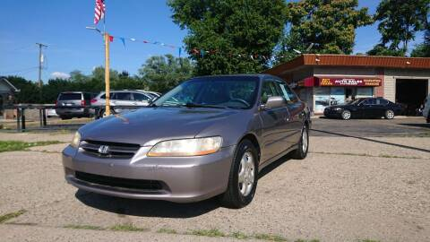 2000 Honda Accord for sale at Lamarina Auto Sales in Dearborn Heights MI