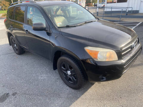 2007 Toyota RAV4 for sale at Best Choice Auto Sales in Methuen MA