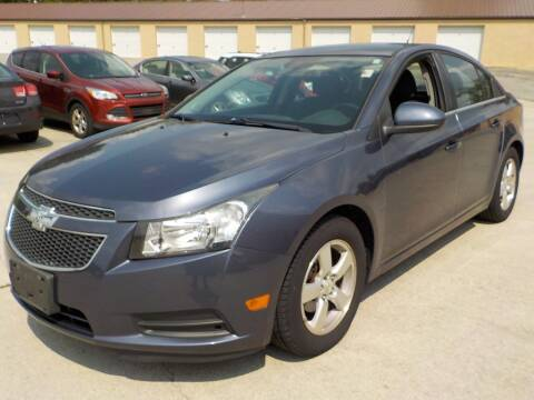 2013 Chevrolet Cruze for sale at Automotive Locator- Auto Sales in Groveport OH