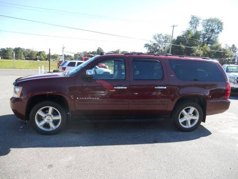 2008 Chevrolet Suburban for sale at All Cars and Trucks in Buena NJ