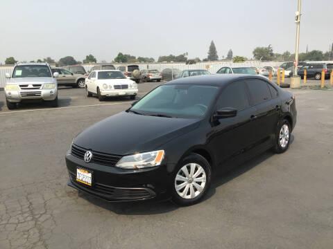 2013 Volkswagen Jetta for sale at My Three Sons Auto Sales in Sacramento CA