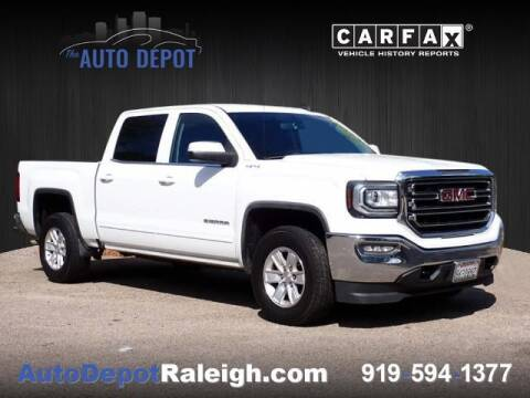 2017 GMC Sierra 1500 for sale at The Auto Depot in Raleigh NC