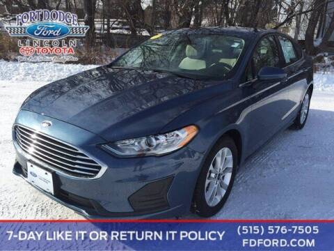 2019 Ford Fusion for sale at Fort Dodge Ford Lincoln Toyota in Fort Dodge IA