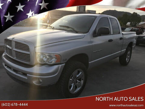 2003 Dodge Ram Pickup 1500 for sale at North Auto Sales in Phoenix AZ