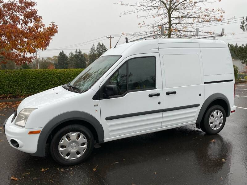 2013 Ford Transit Connect for sale at AC Enterprises in Oregon City OR