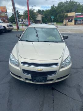 2011 Chevrolet Malibu for sale at North Hill Auto Sales in Akron OH
