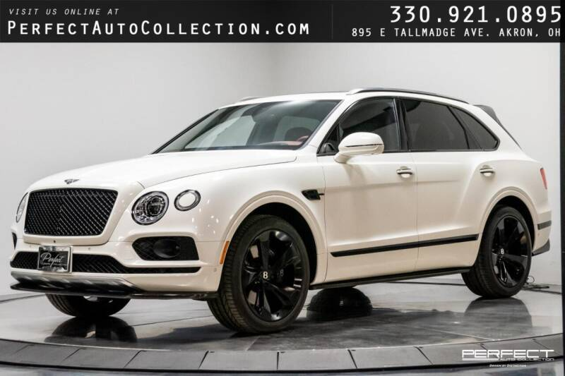 2018 Bentley Bentayga for sale in Akron, OH