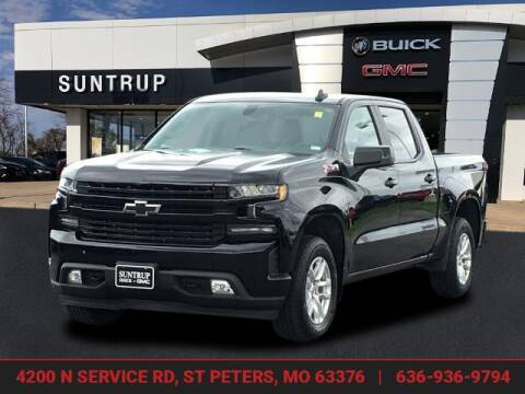 2019 Chevrolet Silverado 1500 for sale at SUNTRUP BUICK GMC in Saint Peters MO
