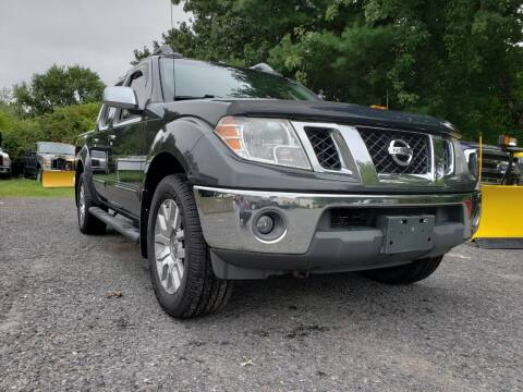 2010 Nissan Frontier for sale at Jacob's Auto Sales Inc in West Bridgewater MA